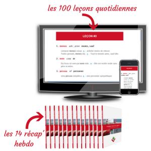 Formation simple par email pour apprendre l'essentiel du portugais européen en audio et en 100 jours