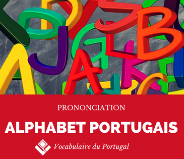[Fiche pratique] Prononcer l'alphabet portugais   Vocabulaire du Portugal