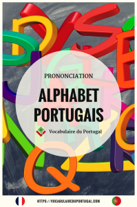 [Fiche pratique] Prononcer l'alphabet portugais | Vocabulaire du Portugal
