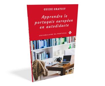 Guide gratuit pour apprendre le portugais seul