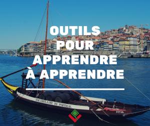 Outils pour apprendre à apprendre le portugais européen : méthode d'apprentissage d'une langue étrangère, astuces, conseils, fiches, pdf à télécharger