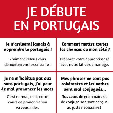 Vocabulaire du Portugal - Je débute en portugais européen