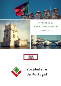 Cours en ligne : Les bases de la conjugaison portugaise avec Vocabulaire du Portugal