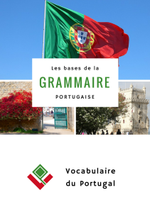 ebook grammaire portugaise - Vocabulaire du Portugal
