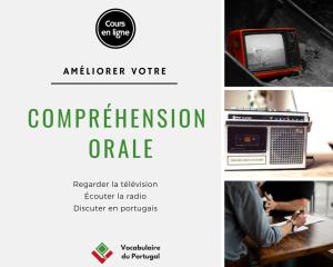 Cours en ligne : Améliorer votre compréhension orale en portugais européen avec Vocabulaire du Portugal