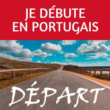 Je débute pour apprendre le portugais