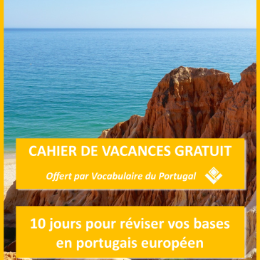 cahier de vacances gratuit de portugais